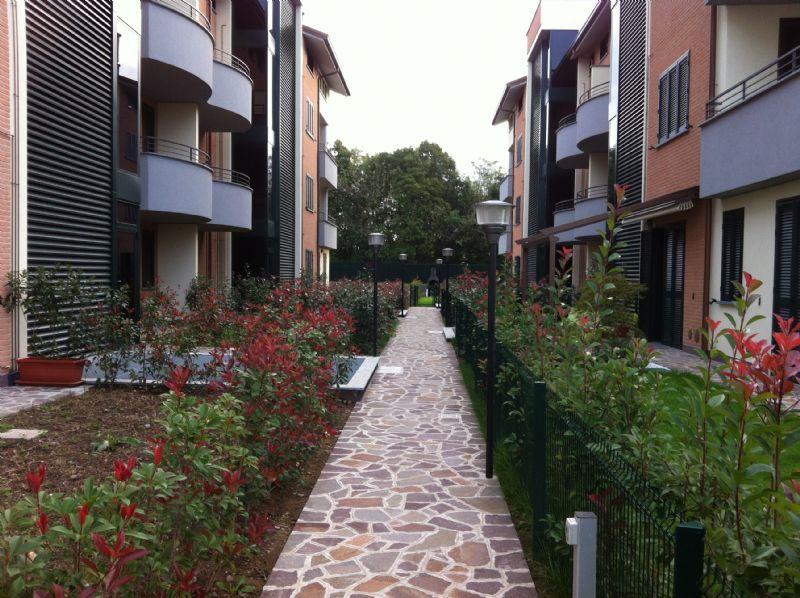 Trilocale Albiate - palazzina 2